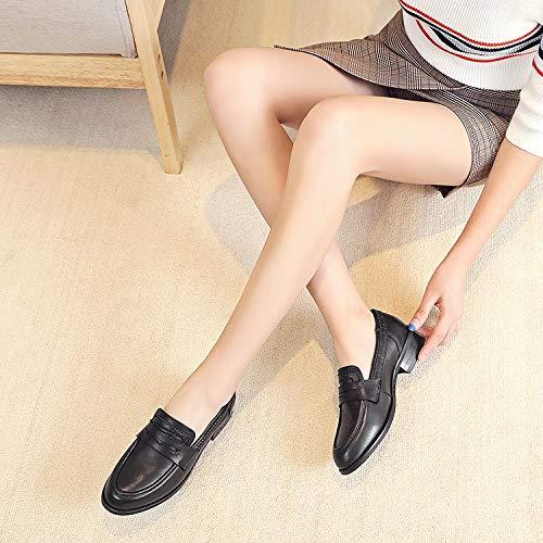 Noir coloré Noir Chaussures ZHRUI Taille EU 40 cYCvcwq5T