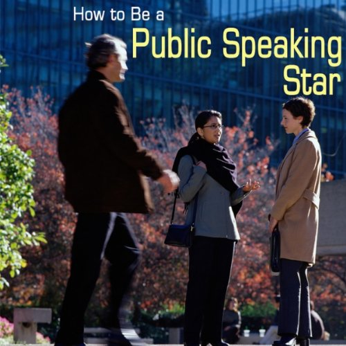 Speaking Part (How to Be a Public Speaking Star - Part 3)
