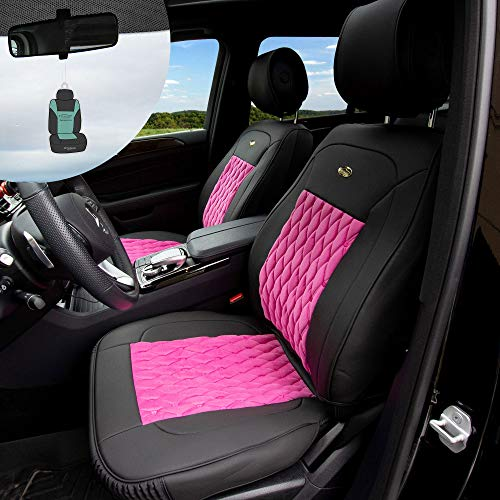 cheap seat covers pink - 7