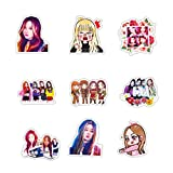 Blackpink Stickers Cute Kpop Laptop Water Bottles