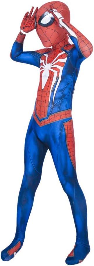 ZHANGQI Disfraces De Halloween para Niños Spider-Man Ropa Flaca ...