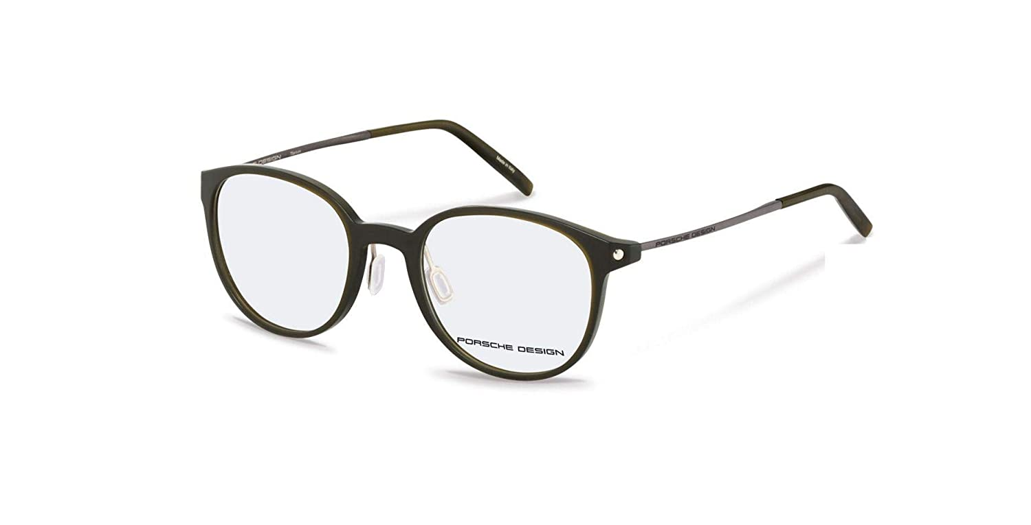 Authentic Porsche Design P 8335 C Green Eyeglasses