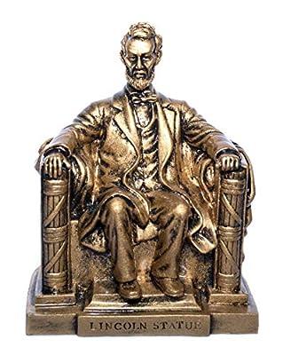 Presidential Souvenirs Small Abraham Lincoln Statue