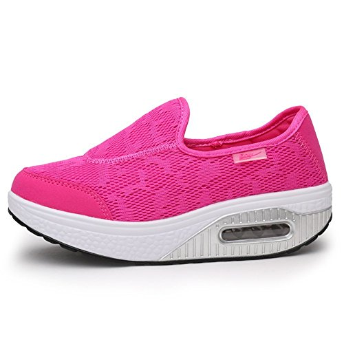 rose Chaussures pour running de rose homme XMeden YCqdwZY