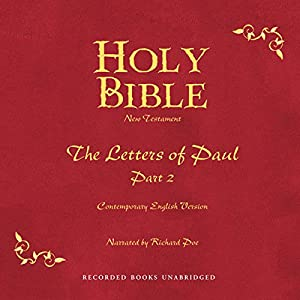 Holy Bible, Volume 28 Audiobook
