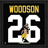 Rod Woodson Pittsburgh Steelers UniFrame Photo (Size: 20'' x 20'') Framed