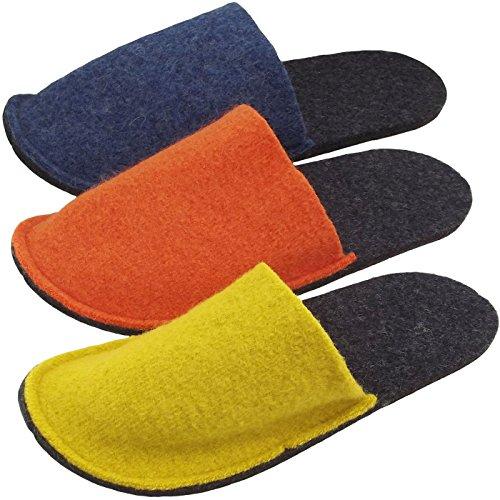 Kitz-Pichler - Zapatillas de casa Mujer Multicolor