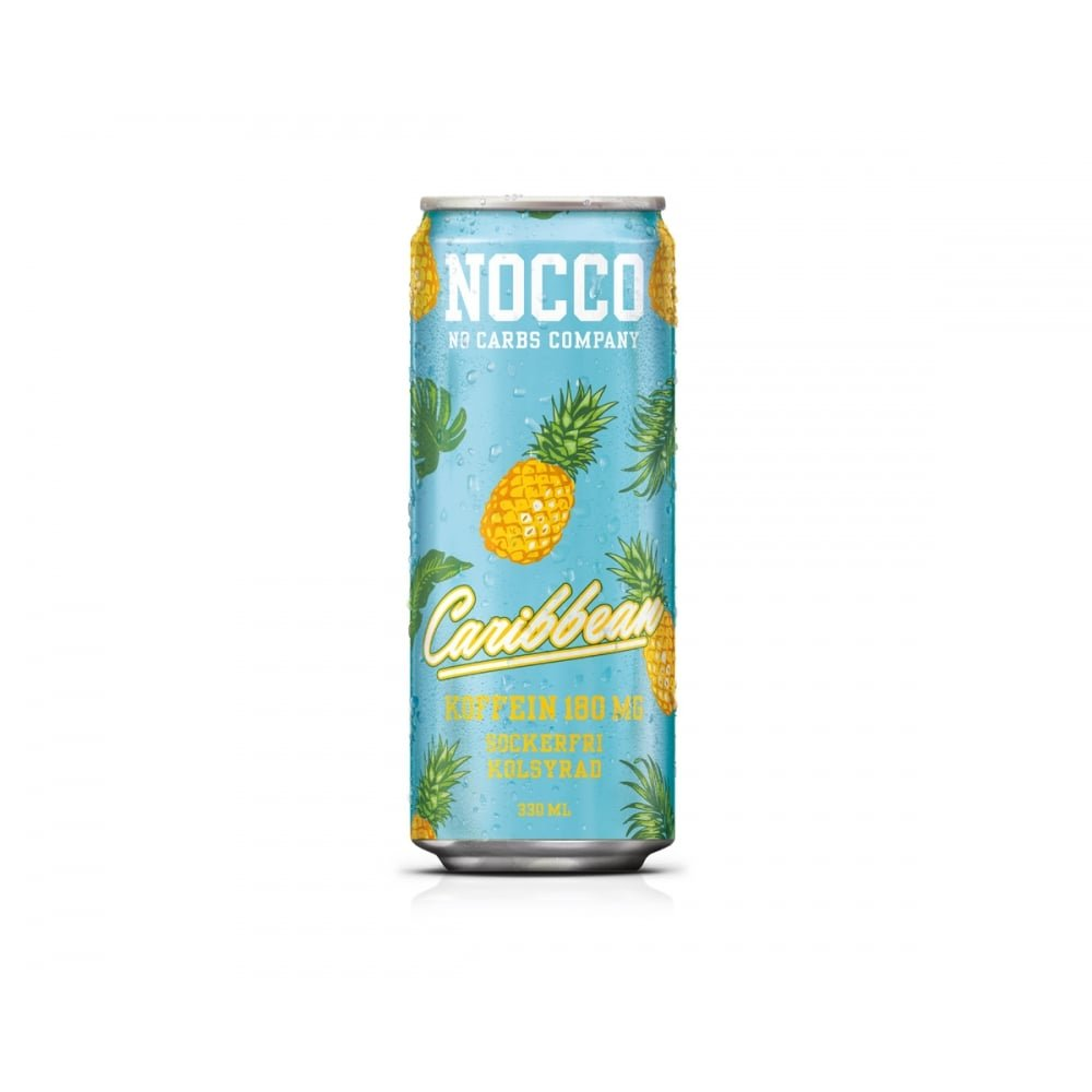 nocco bcaa 24 pack