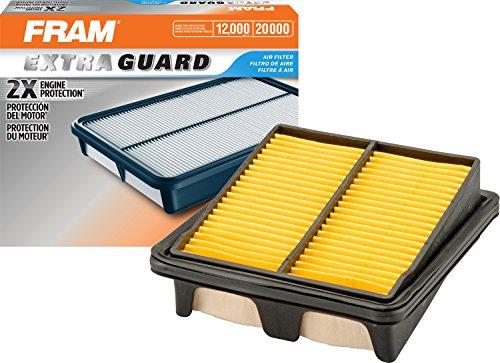 FRAM CA10233 Extra Guard Rigid Rectangular Panel Air Filter