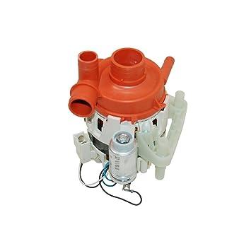 SMEG - Motor lavavajillas Smeg Fagor 3 bocas estrecho: Amazon.es ...