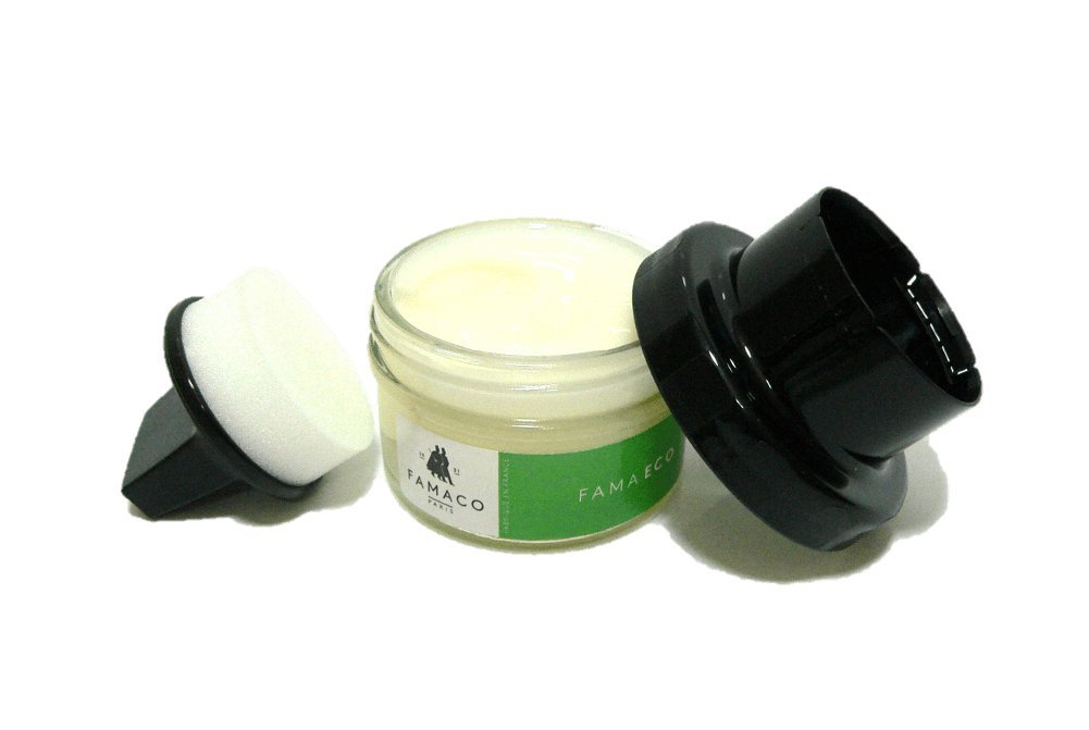 Organic Leather Cream & Conditioner - Ecological and All Natural - FamaEco by Famaco France