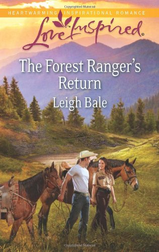 book cover of The Forest Ranger\'s Return