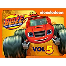Blaze and the Monster Machines Volume 5