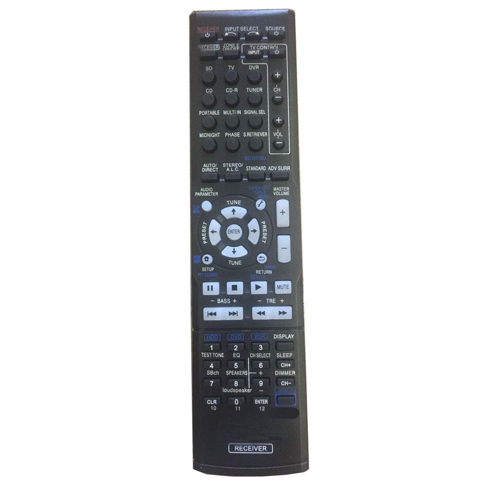 EASY remote control For pioneer AXD7545 VSX-21TXH VSX-1019AHK VSX-522-K AXD7536 AV Home Theater AV A//V Receiver System