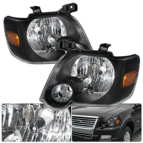 Explorer Sport Trac Headlamp Headlight - 7