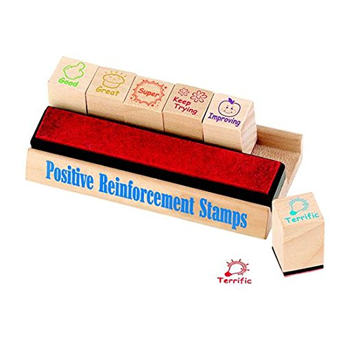 Positive Reinforcement Stamps -- Case of 3