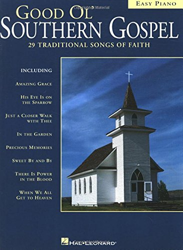 Good Ol' Southern Gospel: Easy (His Song Sheet Music)