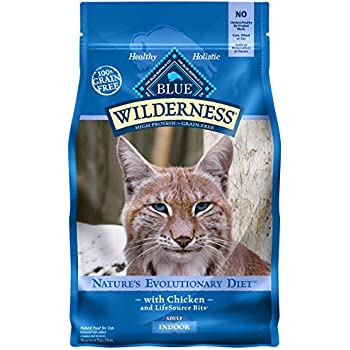 Blue Mountain Dry Cat Food