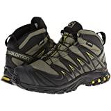 Salomon Men's XA PRO MID GTX Hiking Shoe - With FREE 70 Lumen Headlamp