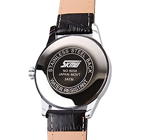 Amazon.com: Relojes de Hombre Sports Luxury Business and Casual Quartz Wristwatch De Hombre Para Caballero RE0016: Everything Else
