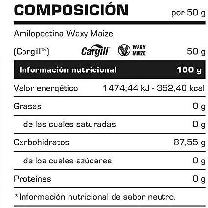 Amilopectina AMYLOPECTIN 4 lb - Suplementos Alimentación y Suplementos Deportivos - Vitobest (Neutro)