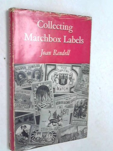 Collecting Matchbox Labels
