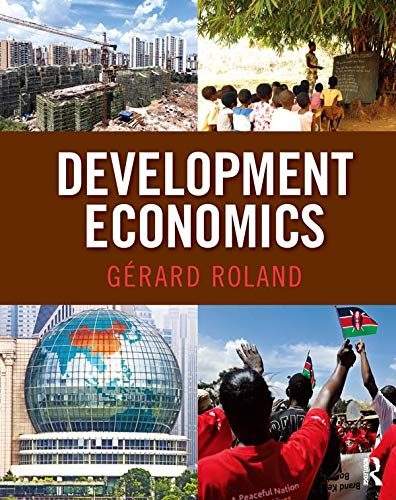 Development Economics (The Pearson Series in Economics)