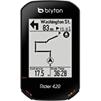 Bryton Rider 420E Wireless GPS GNSS/ANT+ BLE Bike Bicycle Cycling Computer