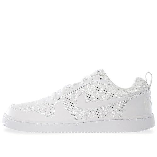 Zapatos negros Nike Court Borough Low infantiles kZmMzylM