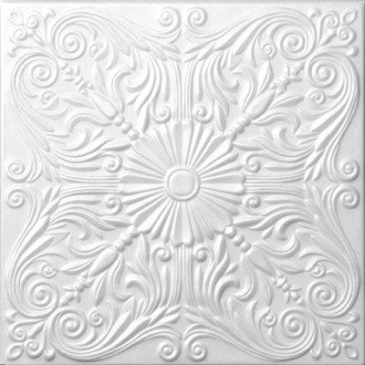 White Decorative Tile