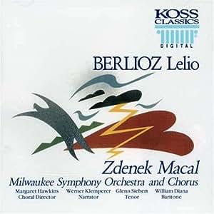 Berlioz: Lelio - The Return to Life
