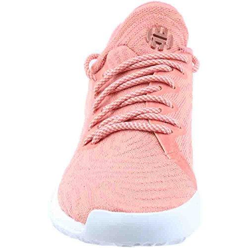 Adidas Harden Ls Primeknit Heren Basketbalschoen Roze
