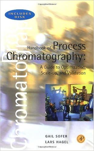 Handbook of Process Chromatography 2nd Edition: Development, Manufacturing, Validation and Economics
