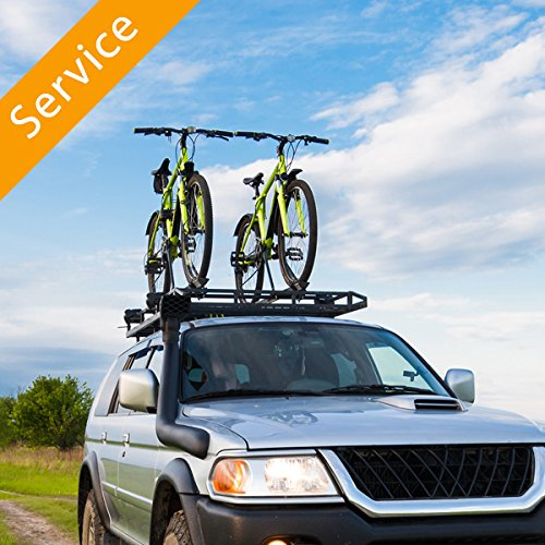 Roof Rack Installation - At-Home - 1-2 Accessories, Rack Not Included