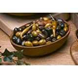 North African Medley Mixed Olives - 11 Lb Tub