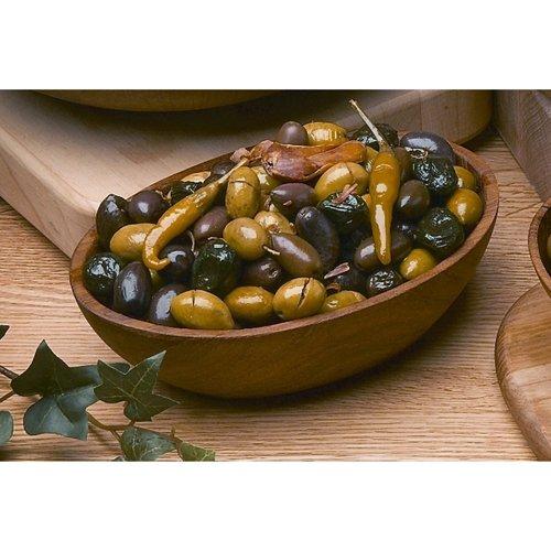 North African Medley Mixed Olives - 11 Lb - Medley Olive