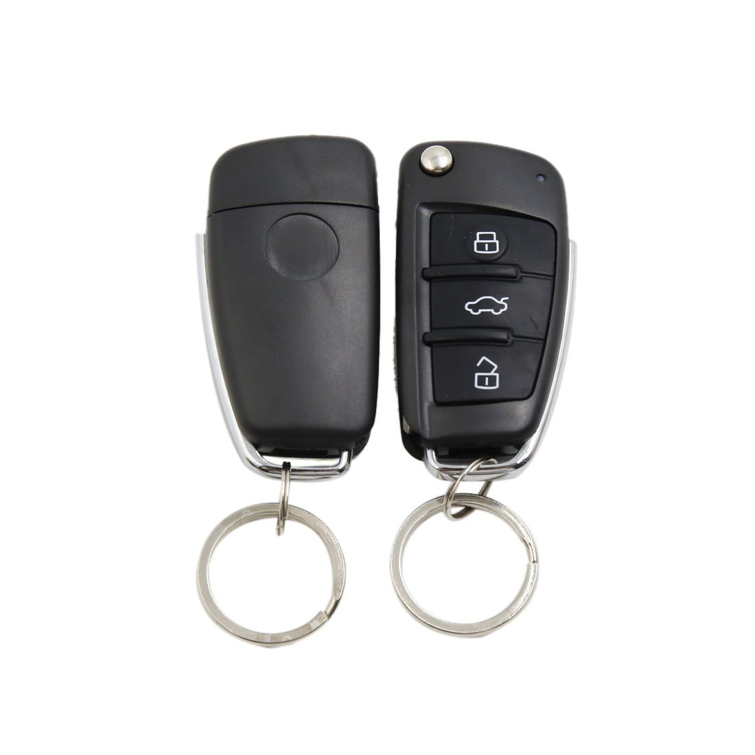 Uxcell Car Alarm System Auto Remote Central Kit Door 1998 Toyota 4runner Wiring Diagram Free Picture Lock Vehicle Keyless Entry Automotive