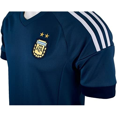 f4da67089 iSport Gifts® Argentina Home   Away Messi  10 Kids Soccer Jersey and Soccer  Shorts