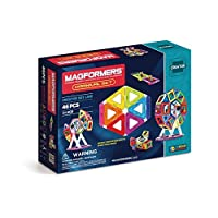 Deals on Magformers Creator Carnival Set 46-pieces 63074
