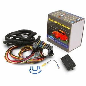 51LplDUdqZL._SY300_ amazon com keep it clean 191631 12 fuse wire harness system keep it clean wiring harness instructions at edmiracle.co