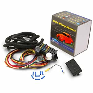 amazon com keep it clean 191631 12 fuse wire harness system automotive rh amazon com keep it clean wiring harness keep it clean wiring instructions