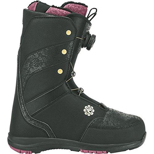 Flow Onyx Boa Coiler Snowboard Boot - Women's Black, ()