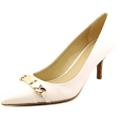 Womens Shoes COACH Bowery Chalk/Chalk Semi Matte Calf/Pat