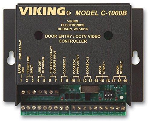 Touch Tone Dialer (Door Control W-1000/2000A/3000)