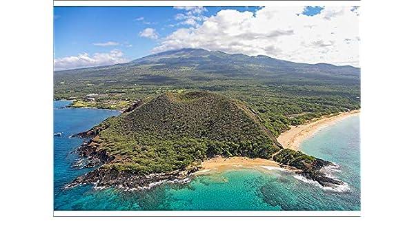 Amazon Com A1 Poster Of Makena Beach Makena State Park