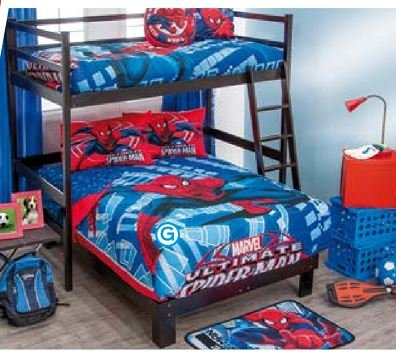Spiderman Bunk Bed