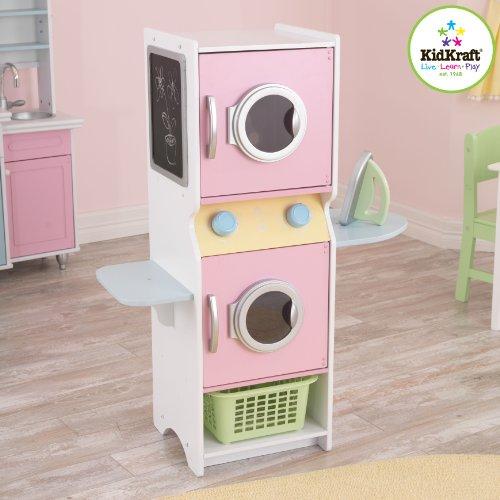 51Lpn%2BxdANL - KidKraft Laundry Playset