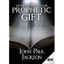 AUDIO CD-DEVELOPING YOUR PROPHETIC GIFT (4 CD)