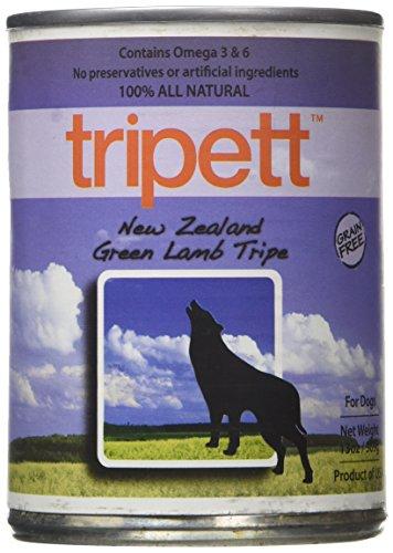 New Zealand Beef Lamb (Tripett New Zealand Lamb Tripe -12 x 13 oz)