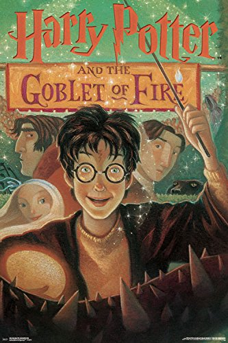 Trends International Harry Potter and the Goblet of Fire Col